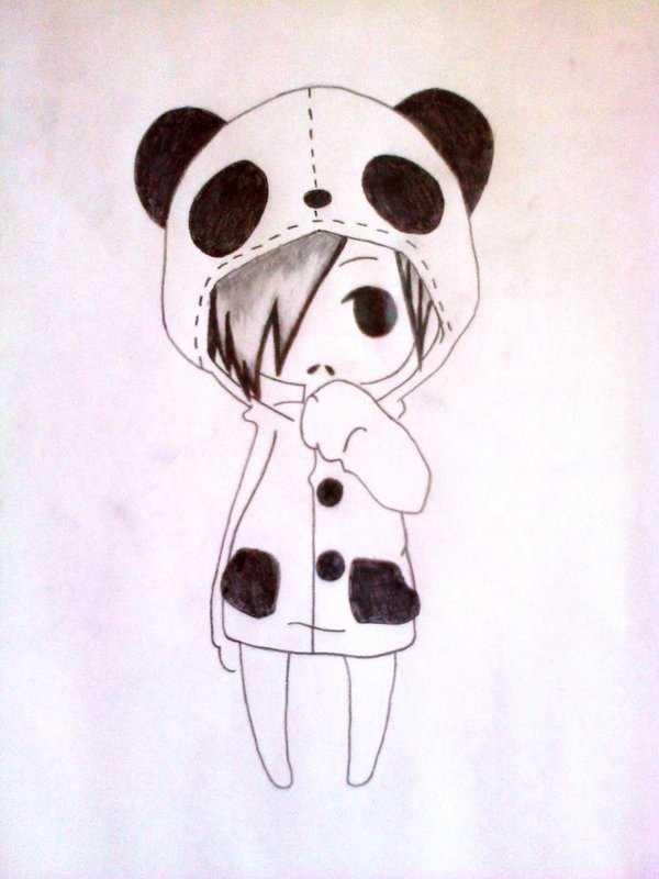 Рисунки карандашом для начинающих для девочек 11 лет023