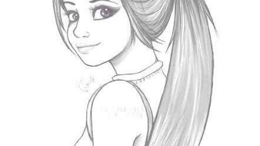 Рисунки карандашом для начинающих для девочек 11 лет024