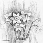 Рисунки на свободную тему 6 класс карандашом — идеи
