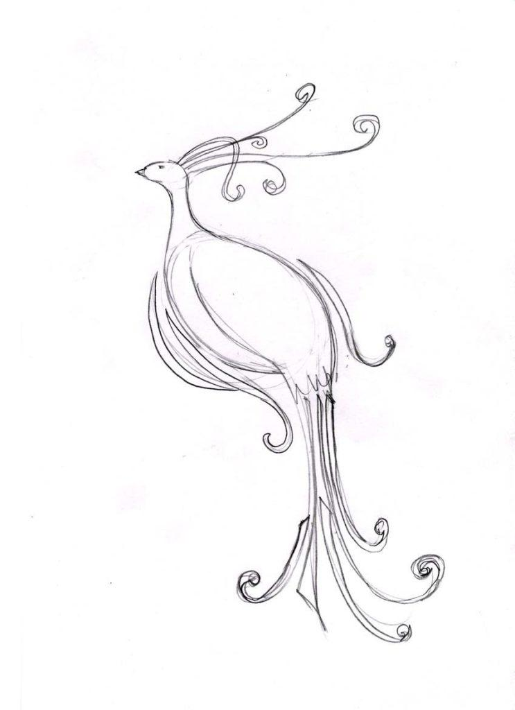 Рисунки на свободную тему 6 класс карандашом   идеи (4)