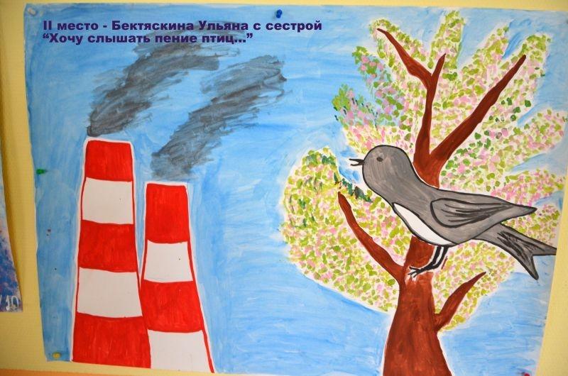 Рисунки на тему берегите воздух для 3 класса022