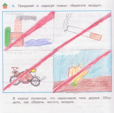 Рисунки на тему берегите воздух для 3 класса024