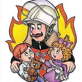 Рисунки по пожарной безопасности для детей своими руками (11)