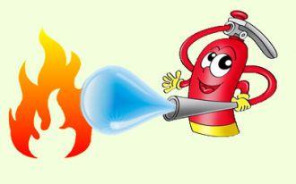 Рисунки по пожарной безопасности для детей своими руками (14)