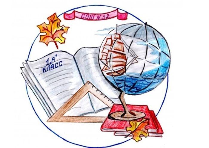 Рисунки про школу и на школьную тематику карандашом007