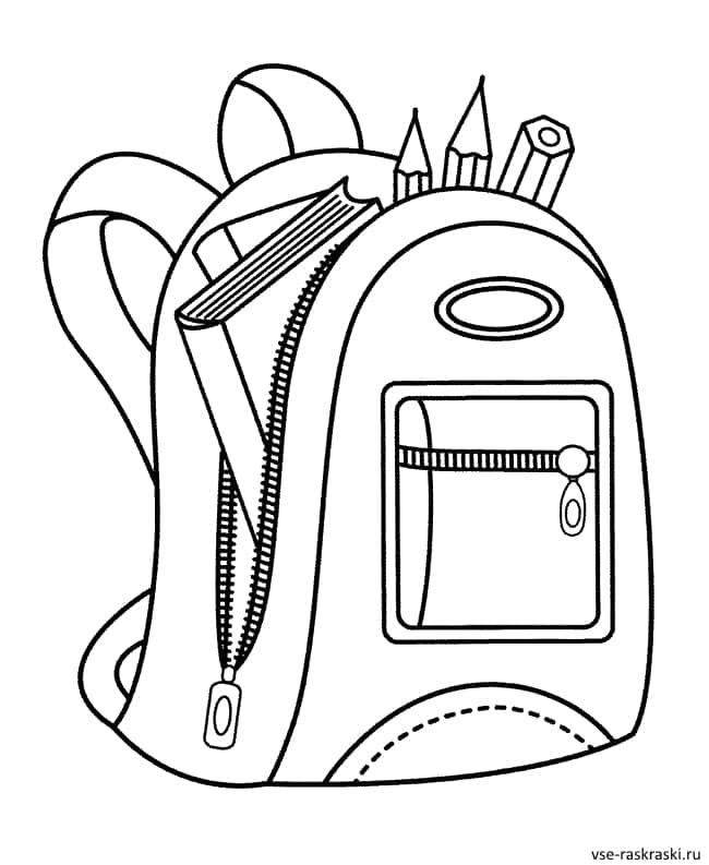 Рисунки про школу и на школьную тематику карандашом013