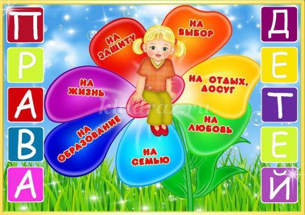 Рисунок на тему права ребенка в рисунках детей012