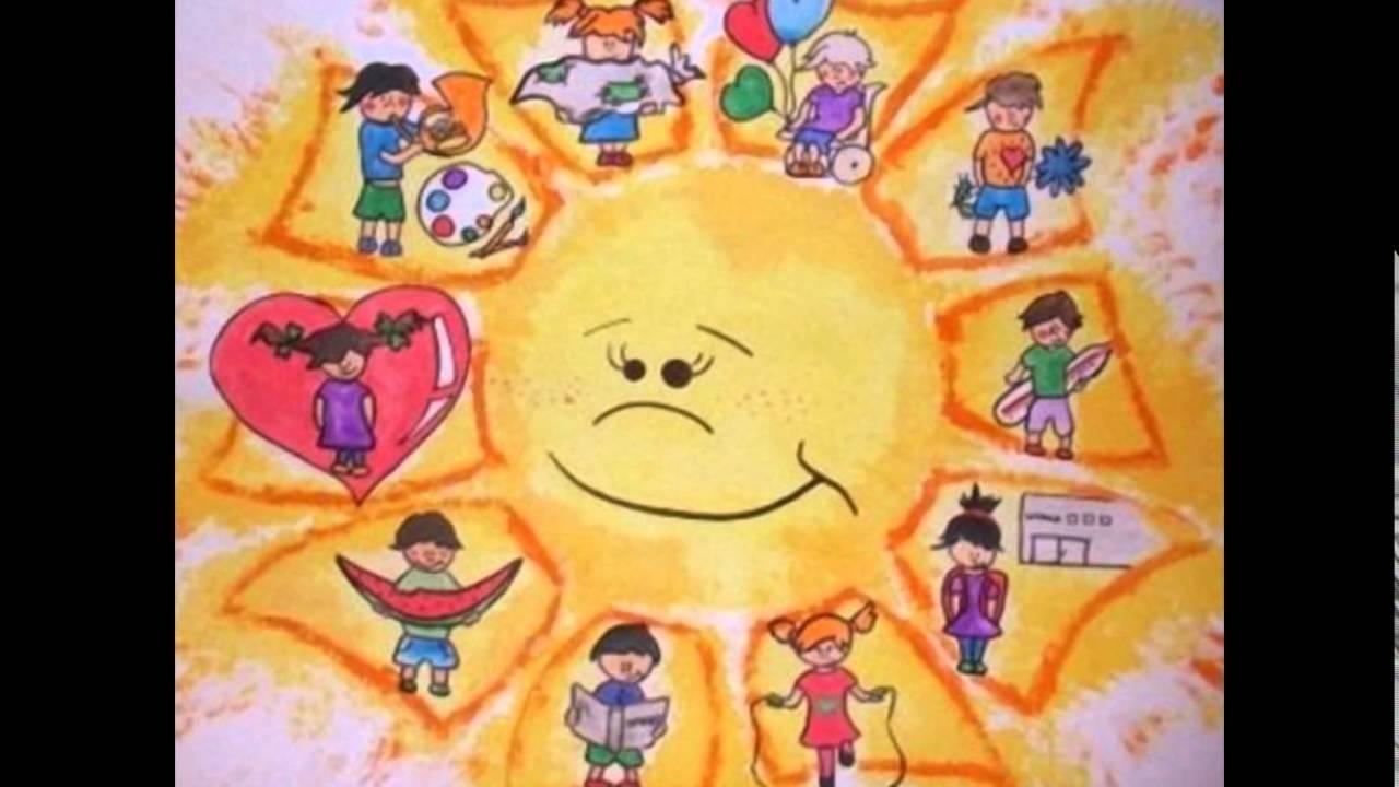 Рисунок на тему права ребенка в рисунках детей017