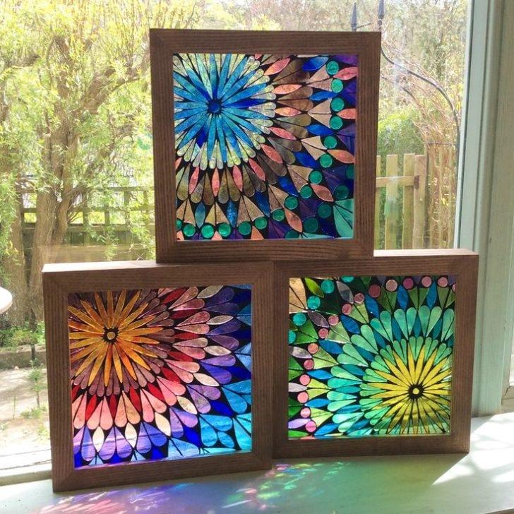 Роспись по стеклу фото и картинки017