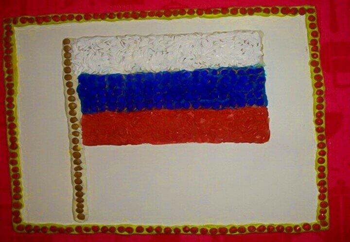 Россия мой дом поделки в школу и на учебу (6)
