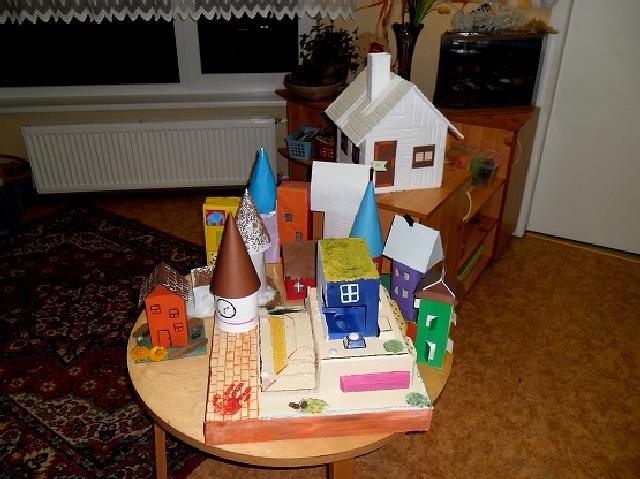 Россия мой дом поделки в школу и на учебу (7)