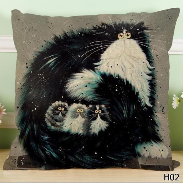 Самые смешные картинки кошек и собак - 29 фото (15)
