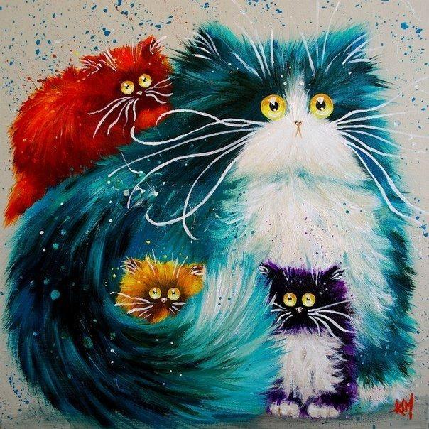 Самые смешные картинки кошек и собак - 29 фото (7)