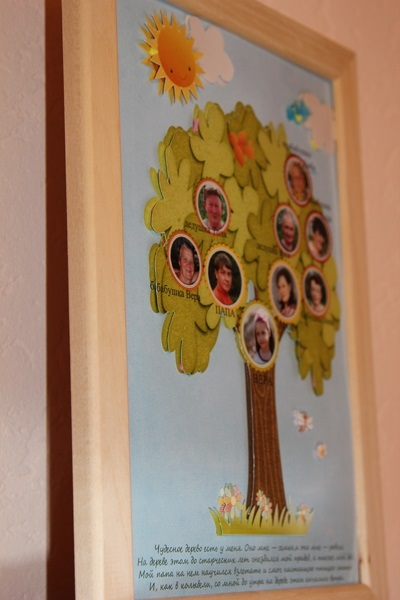 Семейное древо поделка в школу018