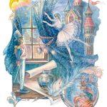 Сказочный мир в рисунках — подборка