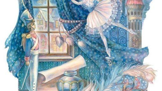 Сказочный мир в рисунках005