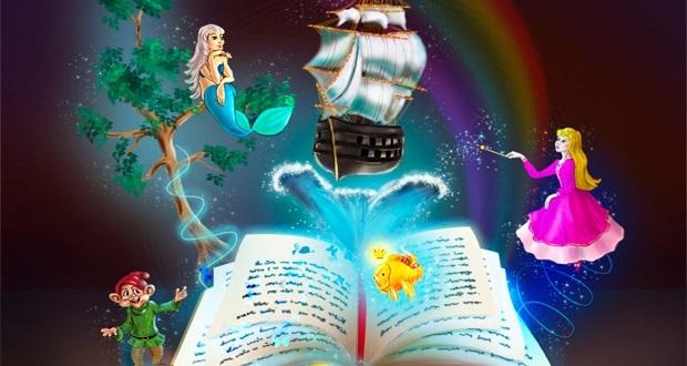 Сказочный мир в рисунках006