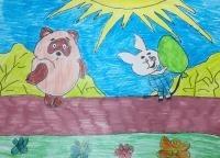 Сказочный мир в рисунках018