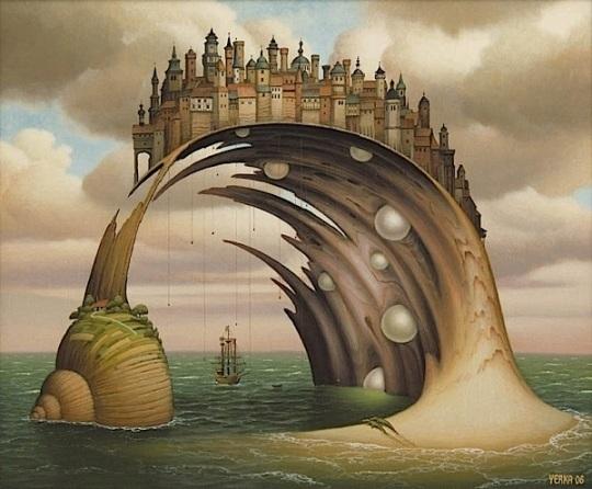 Сказочный мир в рисунках022
