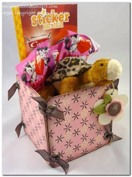 Скрапбукинг коробочка на новый год - фото идеи (10)