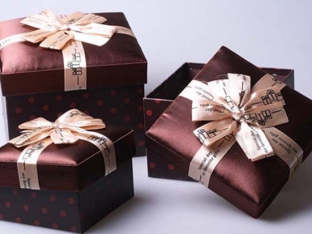 Скрапбукинг коробочка на новый год - фото идеи (20)
