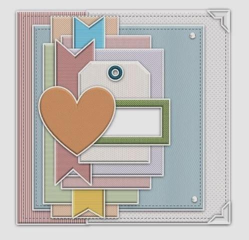 Скрапбукинг скетчи альбом красивые картинки оформления002