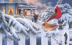 Снегирята картинки для детей (9)