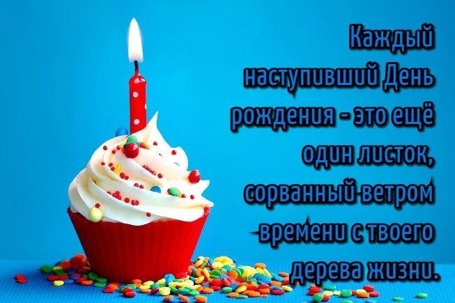 Статусы в картинках про день рождения004