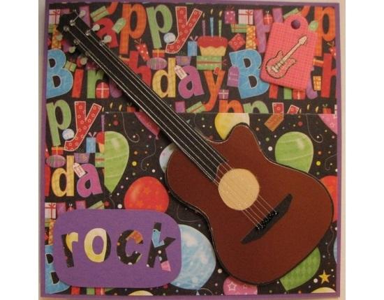С днем рождения открытка гитаристу011