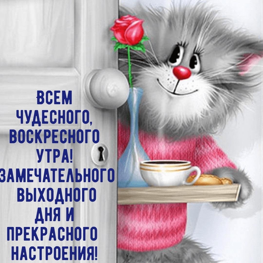С добрым утром в воскресенье картинки004