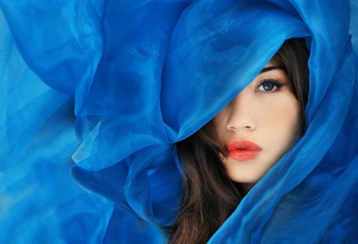 Теплый оттенок синего цвета - картинки (15)