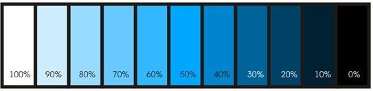 Теплый оттенок синего цвета - картинки (3)