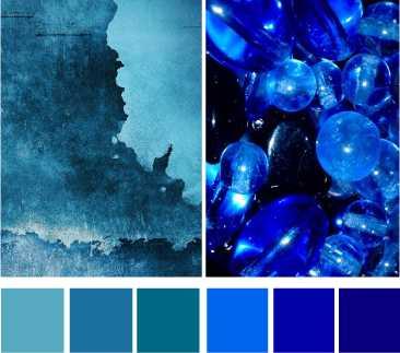 Теплый оттенок синего цвета - картинки (4)