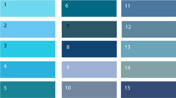 Теплый оттенок синего цвета - картинки (6)