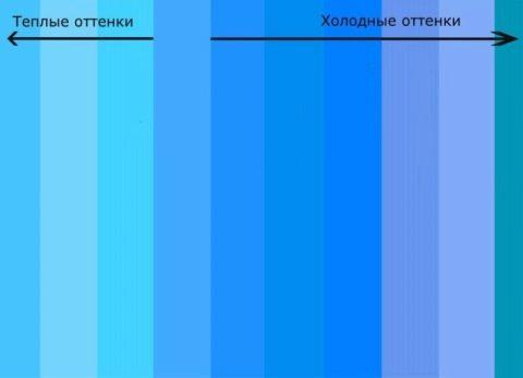 Теплый оттенок синего цвета - картинки (7)