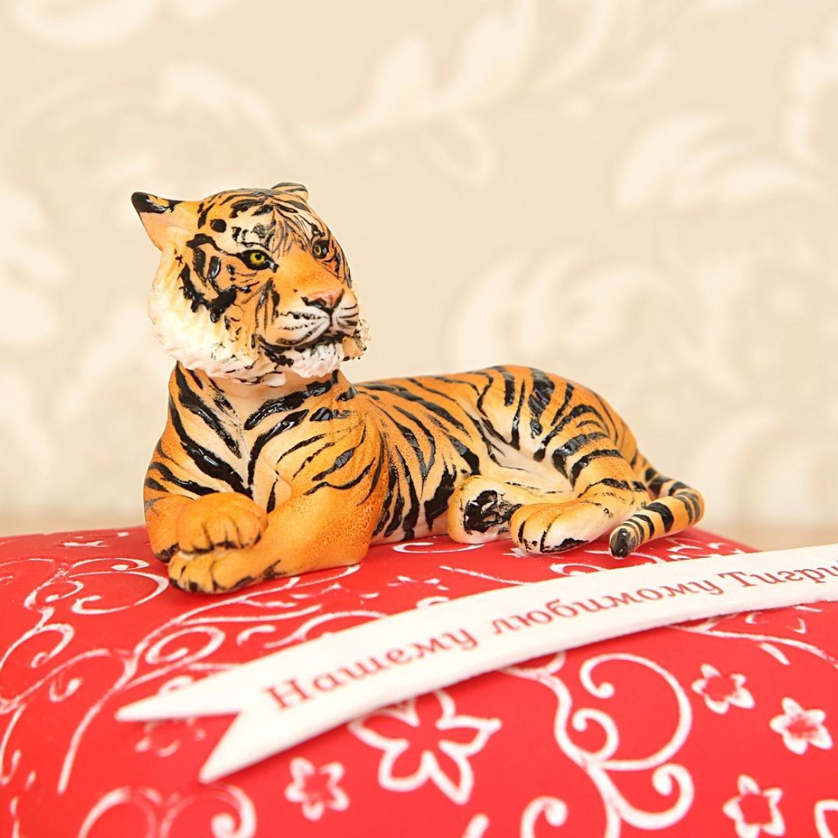 Тигр торт красивые фото007