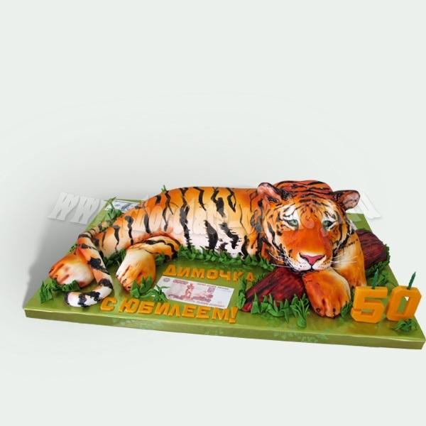 Тигр торт красивые фото024