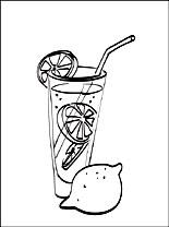Топовые нарисованные картинки еда и напитки (31)