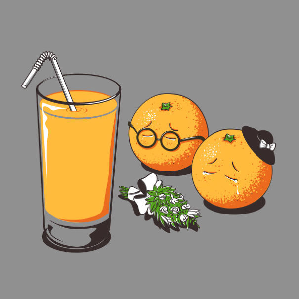Топовые нарисованные картинки еда и напитки (4)