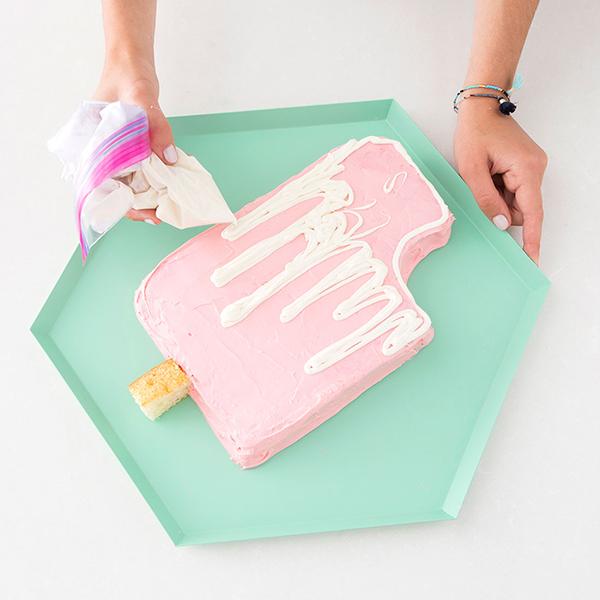 Торт в виде эскимо на палочке фото подборка (18)
