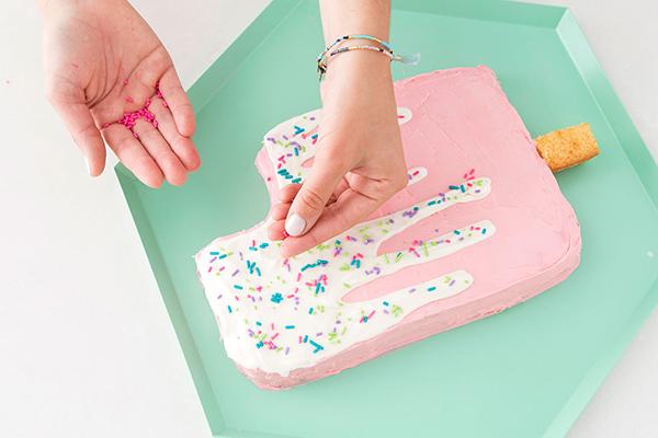 Торт в виде эскимо на палочке фото подборка (20)
