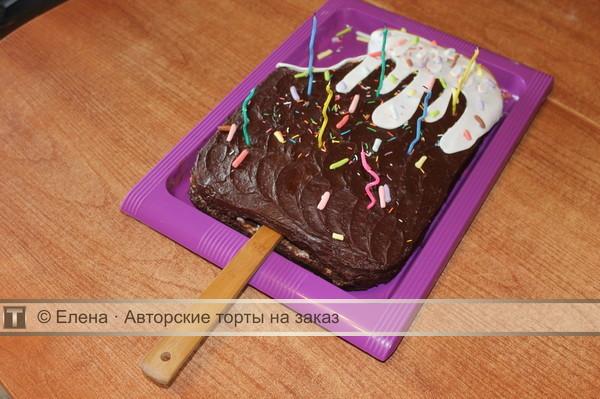 Торт в виде эскимо на палочке фото подборка (7)
