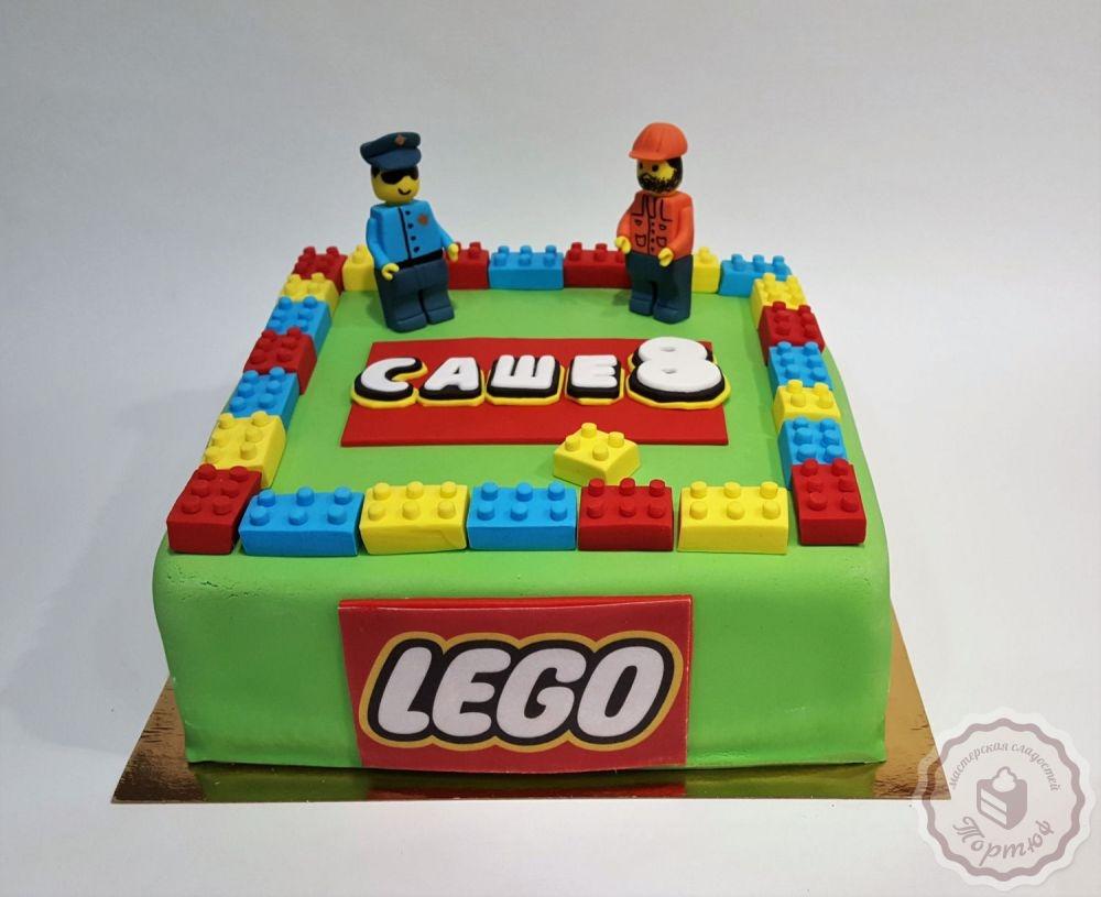 Торт из лего фото и картинки001