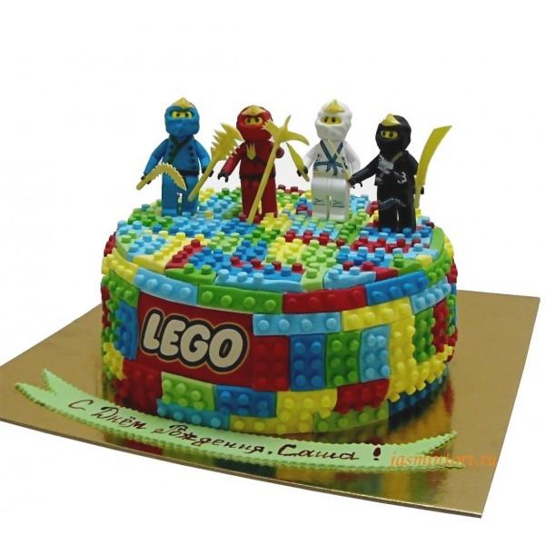 Торт из лего фото и картинки003