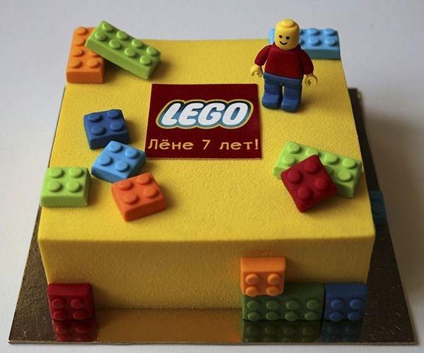 Торт из лего фото и картинки005