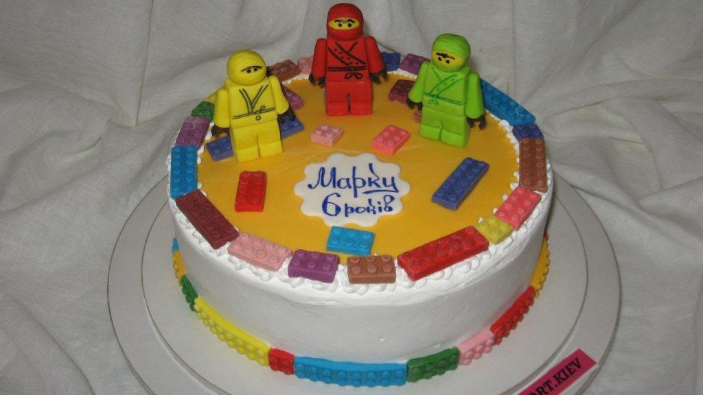 Торт из лего фото и картинки011