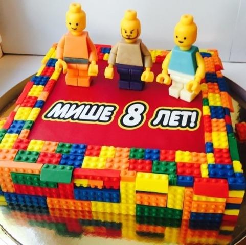 Торт из лего фото и картинки016