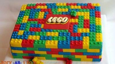 Торт из лего фото и картинки017