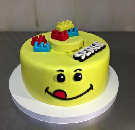Торт из лего фото и картинки018