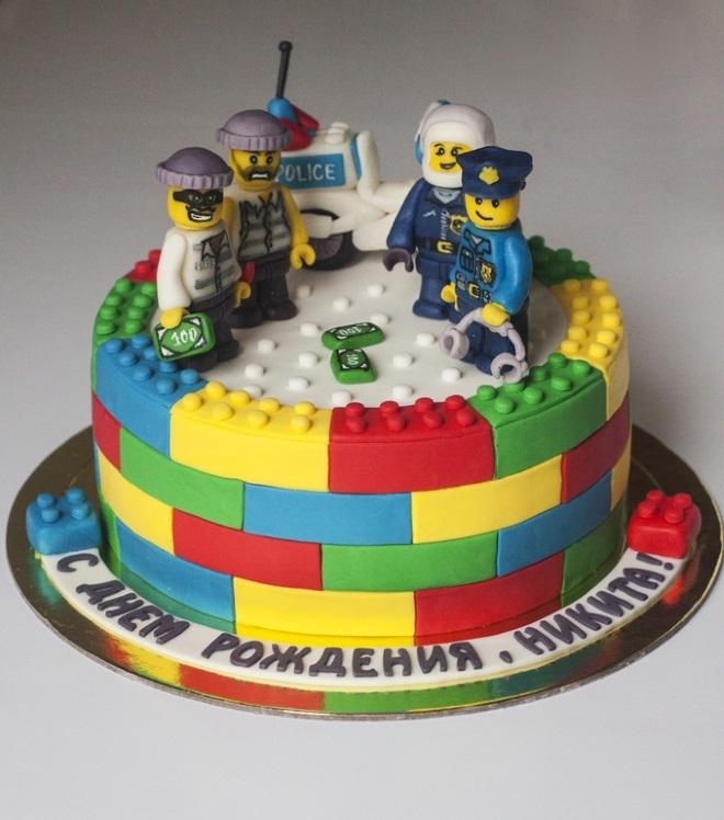 Торт из лего фото и картинки020